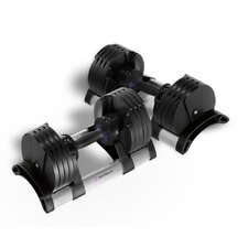 TwistLock Adjustable Dumbbells Pair