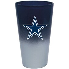NFL Dallas Cowboys Highball Glass (Set of 2)