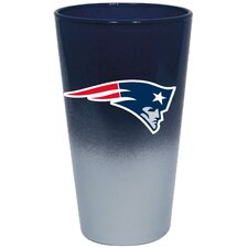 NFL New England Patriots Highball Glass (Set of 2)