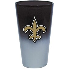 NFL New Orleans Saints Highball Glass (Set of 2)