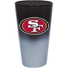 NFL San Francisco 49ers Highball Glass (Set of 2)