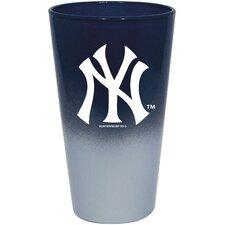 MLB New York Yankees Highball Glass (Set of 2)