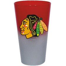 NHL Chicago Blackhawks Highball Glass (Set of 2)