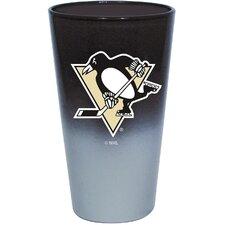 NHL Pittsburgh Penguins Highball Glass (Set of 2)
