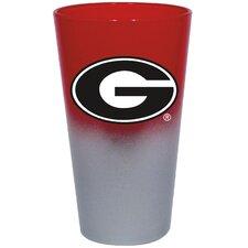 NCAA Georgia Bulldogs Highball Glass (Set of 2)
