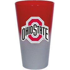 NCAA Ohio State Buckeyes Highball Glass (Set of 2)