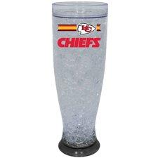 NFL Ice Pilsner Glass