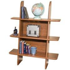 "Utica Loft 48"" Leaning Bookcase"