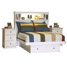 Sierra Full Storage Panel Bed