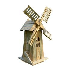 Windmill Lawn Ornament