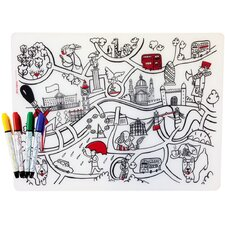 Kids London Placemat