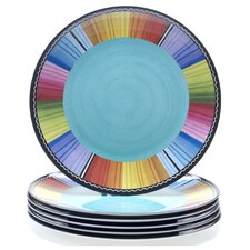 Serape Dinner Plate (Set of 6)