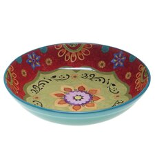 Tunisian Sunset Serving Bowl
