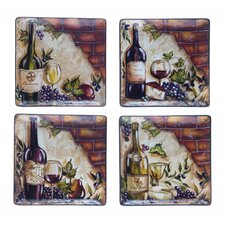Wine Cellar by Tre Studios Dinnerware Collection