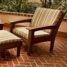 Café Chair with Cushion