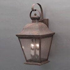 Mount Vernon 4 Light Wall Lantern