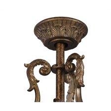 Ceiling Fan Down Rod in Berkshire Bronze