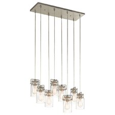 Brinley 8 Light Pendant