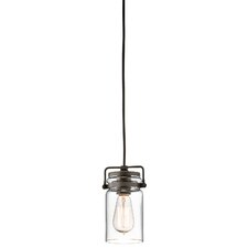 Brinley 1 Light Mini Pendant