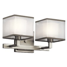 Kailey 2 Light Bath Vanity Light