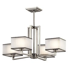 Kailey 4 Light Chandelier