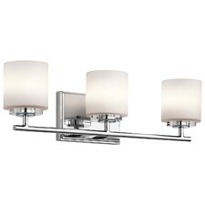 O Hara 3 Light Bath Vanity Light