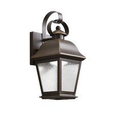Mount Vernon 1 Light Wall Lantern