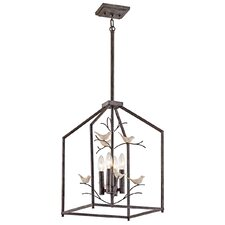 Tippi 4 Light Indoor Pendant