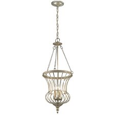 Calla 3 Light Foyer Pendant