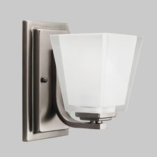 Ice 1 Light Wall Sconce