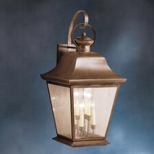Mount Vernon 6 Light Wall Lantern