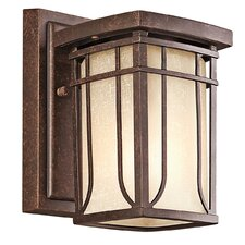 Riverbank 1 Light Wall Lantern
