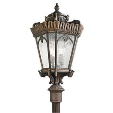 Tournai 4 Light Post Lantern