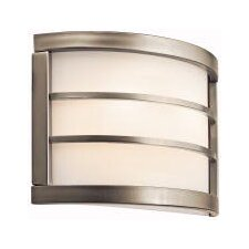 2 Light Wall Sconce with Shade