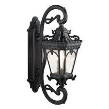 Tournai 4 Light Wall Lantern