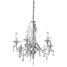 Rizzo 6 Light Chandelier