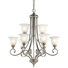 Monroe 9 Light Chandelier
