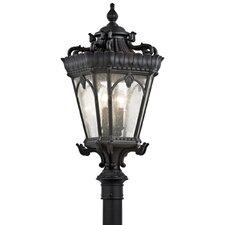 """Tournai 4 Light 14"""" Outdoor Post Lantern"""