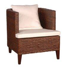 Ellese Fabric Barrel Chair