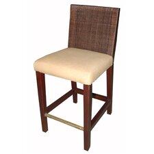 "Espa 26"" Bar Stool with Cushion (Set of 2)"