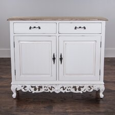 French 2 Door Baroque Cabinet