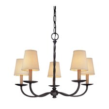 Alexander 5 Light  Chandelier