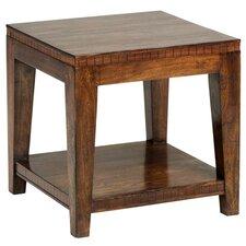 Saddler End Table