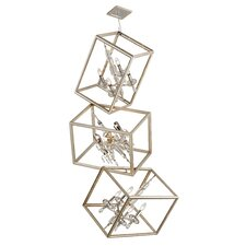 Houdini 12 Light Foyer Pendant
