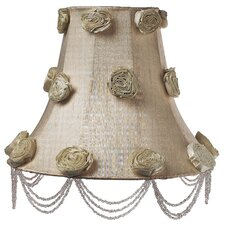 "12"" Silk Bell Lamp Shade"