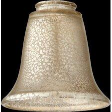 "5.5"" Glass Bell Pendant Shade"
