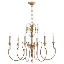 Salento 6 Light Transitional Chandelier