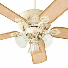 "52"" Chateaux 5 Blade Ceiling Fan"