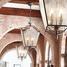Salento 4 Light Foyer Pendant