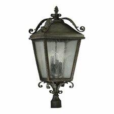 Rochelle 4 Light Post Lantern